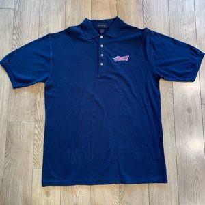 Vintage Anaheim Angels Polo Shirt - L - Old Logo